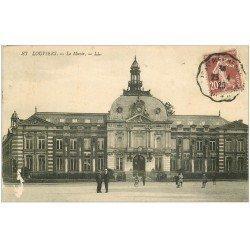 carte postale ancienne 27 LOUVIERS. Le Musée 1926