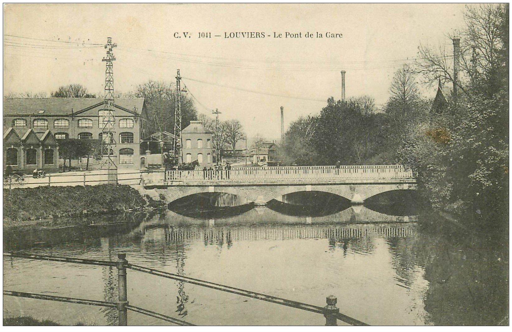 27 louviers pont porte de la gare - Gare routiere porte de bagnolet ...