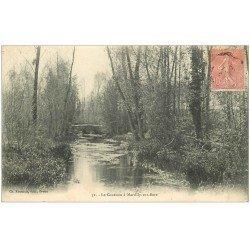 carte postale ancienne 27 MARCILLY-SUR-EURE. Le Couénon 1906