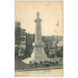carte postale ancienne 27 NOTRE-DAME-DU-VAUDREUIL. Monument aux Morts