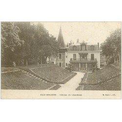 carte postale ancienne 27 PACY-SUR-EURE. Château de Chambines