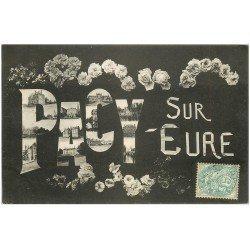 carte postale ancienne 27 PACY-SUR-EURE. Fantaisie 1905