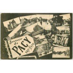carte postale ancienne 27 PACY-SUR-EURE. Fantaisie 1913