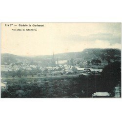 carte postale ancienne 08 GIVET. Chapelle de Charlemont Petit-Givet
