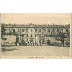 carte postale ancienne 27 VERNON. Caserne Lens