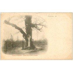 carte postale ancienne 27 VERNON. Chêne Mère Dieu vers 1900