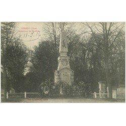 carte postale ancienne 27 VERNON. Monument Ardèche 1916