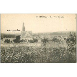 carte postale ancienne 41 ARTINS. Le Village