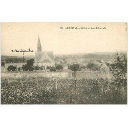 carte postale ancienne 41 ARTINS. Le Village