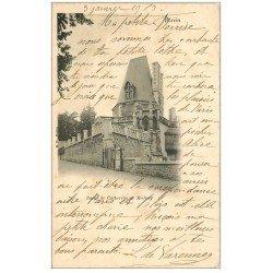carte postale ancienne 41 BLOIS. Bains Catherine de Médicis 1903