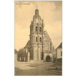 carte postale ancienne 41 BLOIS. Cathédrale