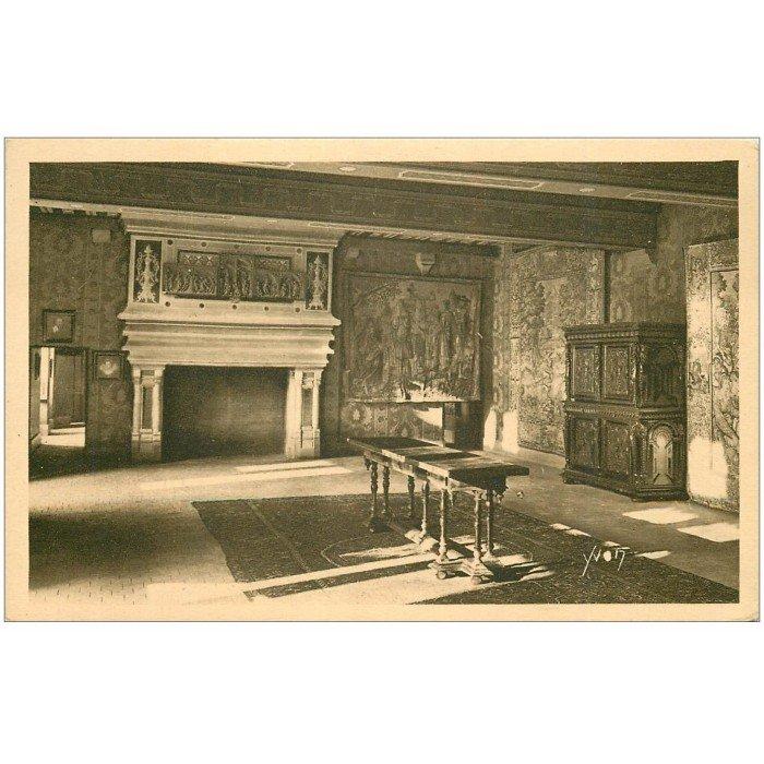 41 blois ch teau salle des gardes. Black Bedroom Furniture Sets. Home Design Ideas
