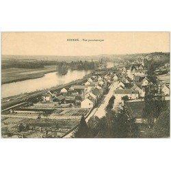 carte postale ancienne 41 BOURRE. Vue panoramique