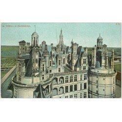 carte postale ancienne 41 CHAMBORD. Le Château. 13