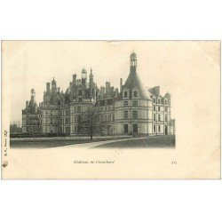 carte postale ancienne 41 CHAMBORD. Le Château. 1905