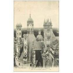 carte postale ancienne 41 CHAMBORD. Le Château. Campanile