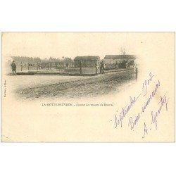 carte postale ancienne 41 LAMOTTE-BEUVRON. Annexe Remonte de Beauval 1902