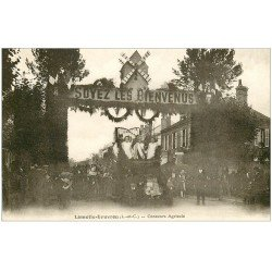 carte postale ancienne 41 LAMOTTE-BEUVRON. Concours Agricole