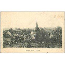 carte postale ancienne 41 ONZAIN. Vue d'ensemble 1905