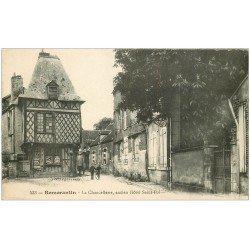 carte postale ancienne 41 ROMORANTIN. Chancellerie Hôtel Saint-pol