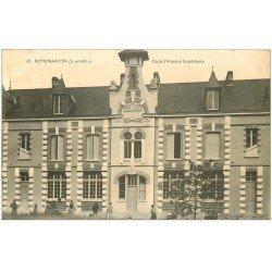 carte postale ancienne 41 ROMORANTIN. Ecole Primaire Supérieure