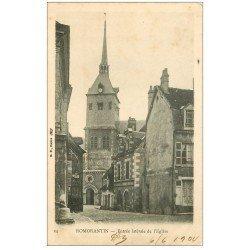 carte postale ancienne 41 ROMORANTIN. Entrée Eglise 1904
