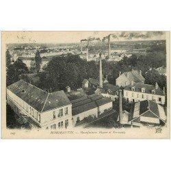 carte postale ancienne 41 ROMORANTIN. Manufacture Hayem et Normant 1920