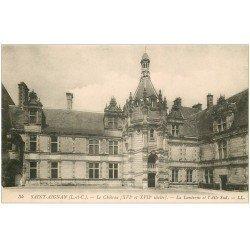 carte postale ancienne 41 SAINT-AIGNAN. Château. La Lanterne