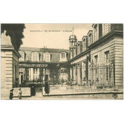 carte postale ancienne 41 SAINT-AIGNAN. L'Hôpital