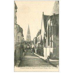 carte postale ancienne 41 VENDOME. Chapelle Rue du Change