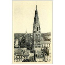 carte postale ancienne 41 VENDOME. Eglise de la Trinité. Papier glacé