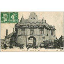 carte postale ancienne 41 VENDOME. Hôtel de Ville 1928