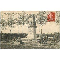 carte postale ancienne 41 VENDOME. Monument des Combattants 1907