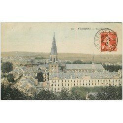 carte postale ancienne 41 VENDOME. Vue générale 1913