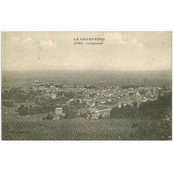 carte postale ancienne 51 AVIZE. Panorama