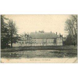 carte postale ancienne 51 BAYE. Le Château
