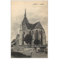 carte postale ancienne 51 DAMERY. L'Eglise