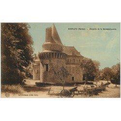 carte postale ancienne 51 DORMANS. Chapelle de la Reconnaissance et canons
