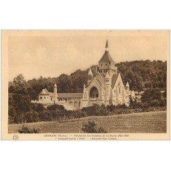carte postale ancienne 51 DORMANS. Monument des Victoires de la Marne