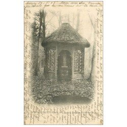 carte postale ancienne 51 EPERNAY. Avenay Fontaine Sainte-Berthe 1905