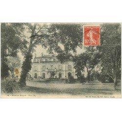 carte postale ancienne 51 EPERNAY. Hôtel de Maigret Parc