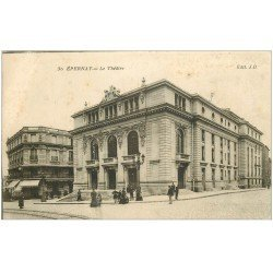 carte postale ancienne 51 EPERNAY. Le Théâtre