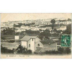 carte postale ancienne 51 EPERNAY. Panorama 1916