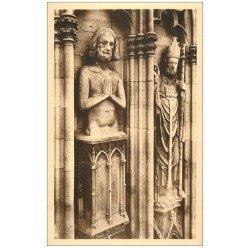 carte postale ancienne 51 REIMS. Baptême Clovis