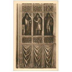 carte postale ancienne 51 REIMS. Cathédrale. Communion Chevalier