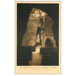 carte postale ancienne 51 REIMS. Champagne Caves Ruinart rue des Crayères. Nicolas et Edmond