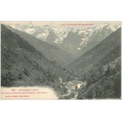 carte postale ancienne 09 COUFLENS. Haute Vallée du Salau