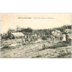 carte postale ancienne 51 RILLY-LA-MONTAGNE. Villas Tinot, Massin et Hoffmann 1905