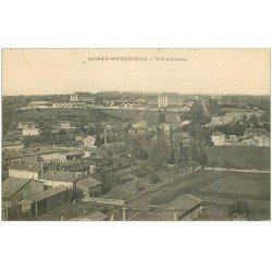 carte postale ancienne 51 SAINTE-MENEHOULD. Vue 1913
