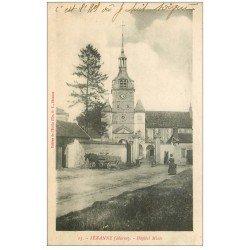 carte postale ancienne 51 SEZANNE. Hôpital Mixte 1915